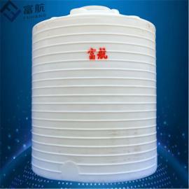 10吨塑料桶 白色 圆形不变形