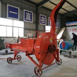 牧源机械 大型全自动秸秆粉碎揉丝机 家用小型秸秆铡草机 9ZP-5.0