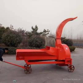 牧源机械 移动式干湿两用无尘稻草粉碎机 秸秆铡草机 9ZP-15