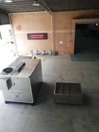 小型污泥箱式干化机 污泥箱式干燥机设备工厂