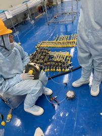 便携式洁净管管自动焊机