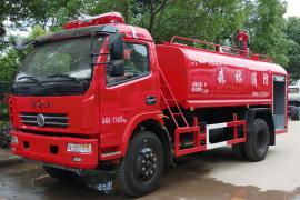 社区消防车免费定制方案
