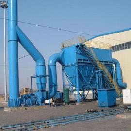 铸造厂冲天炉除尘器单元组合式清理除尘设备
