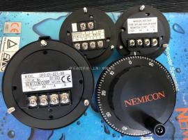 NEMICON电子手轮UFO-M2-0025-2H-B00E库存销售