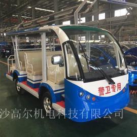 11座观光游览电动车L111C
