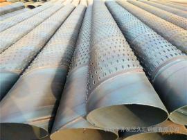 桥式滤水管325mm井管可产厚度2--6mm