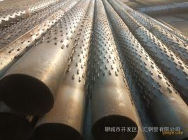 打井钢管、井壁管、桥式滤水管更高效率