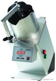 瑞典环球切菜机HALLDE RG-200 不锈钢切菜机 有多款刀片供选择