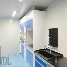 WOL实验室通风柜系统工程 设计 建设WOL-TF-008
