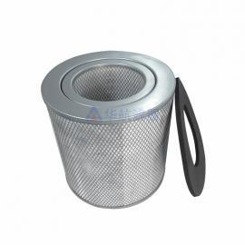 华航生产F-H6-K14工业空气除尘滤筒 空气净化滤芯