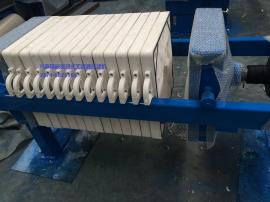 压滤机 小型板框压滤机 好用的手动压滤机