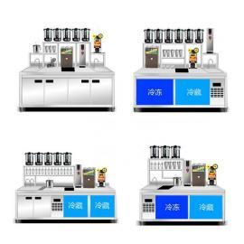 开奶茶吧需要的设备 开奶茶店设备多少钱 卖奶茶需要什么设备