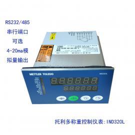 托利多XK3123-3000 32L100000002023专用仪表