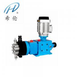 液压隔膜�量泵