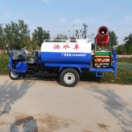 农用三轮洒水车 工程专用洒水车 柴油三轮洒水车