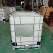 1000L耐酸碱化工方形塑料桶集装桶塑料吨桶厚度可定制