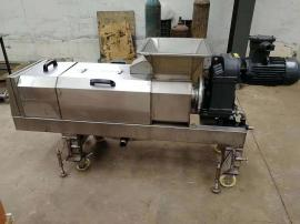 1.5吨7时生活垃圾压榨机—森科机械餐厨垃圾脱水设备生产商