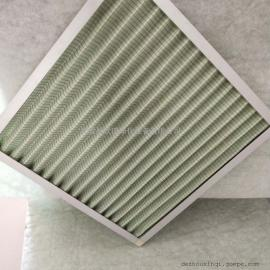 中央空调机组用595*595初效复合网过滤器 初效板式空气过滤器