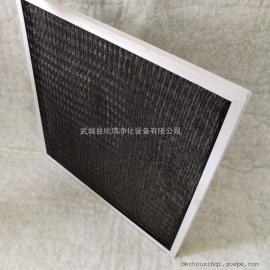 初效尼龙网空气过滤器 尼龙网板式过滤器 初效板式过滤器