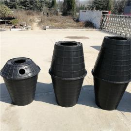 农村改厕家用 双瓮化粪池 塑料化粪池 量大优惠 环保厕所