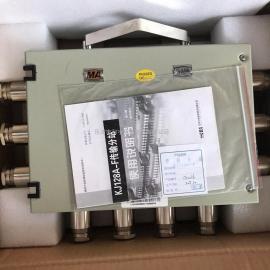 三恒KJ128A人员定位系统传输分站矿山KJ128A-F型两侧6组端口