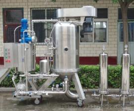 ZTQ全自动水平圆盘硅藻土过滤机 硅藻土过滤机 葡萄酒过滤设备