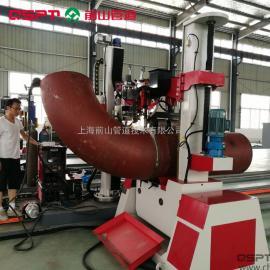 全自动焊接设备 翻转式管道焊机——前山管道