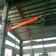 定做BX1吨墙壁式悬臂吊 0.5t墙壁吊 壁式悬臂起重机