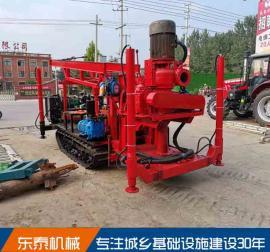 东泰机械履带式打桩机 百米正反循环水井钻机