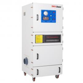 除尘器铝粉 制药行业单机脉冲布袋除尘器 小型工业打磨集尘器