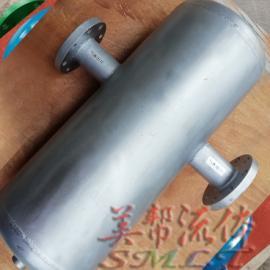 蒸汽汽水分离器,MLDBQF273-80双挡板式汽水分离器