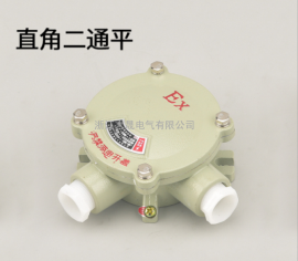 AH-G3/4角平防爆接线盒