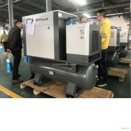 激光切割机1.6Mpa 1.1m³/min专用正力精工一体式涡旋空压机