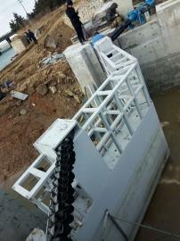液压翻板闸门招标 液压翻板报价 液压式翻板坝