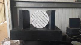 迪森聚四氟乙烯板橡胶支座套装 F4矩形、圆形板式支座批量供货