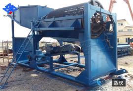 快速提取沙金工具 回收率高的淘金�O�� �S金富集�O��