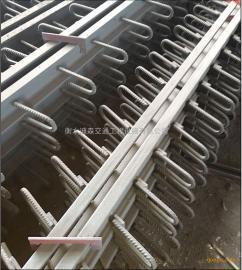 160型异型钢伸缩缝 多向变位桥梁伸缩缝 树梳齿伸缩缝多工程需要