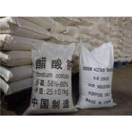 印染厂废水处理用高效醋酸钠,乙酸钠性能及注意事项