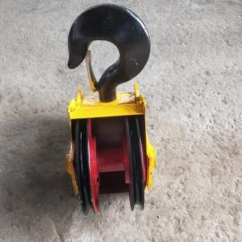 高��度滑�吊�^�M 10T半封�]式吊�^�M