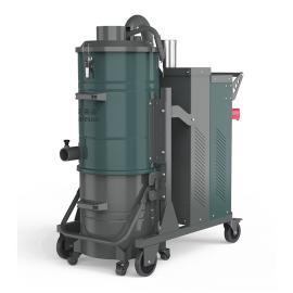 工厂车间仓库清洁用克莱森380V大功率吸尘器HC7-100L