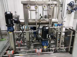 纳滤膜分离设备应用于五味子提取液浓缩分离
