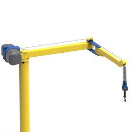智能折臂式�冶鄣�80-600kg 智能提升折臂吊�l�A
