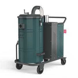 户外地面清洁吸尘吸水DP2-70L克莱森电瓶工业吸尘器