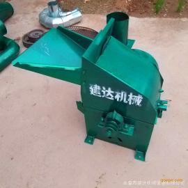 玉米颗粒饲料机 粮食粉碎机秸秆草料粉碎机