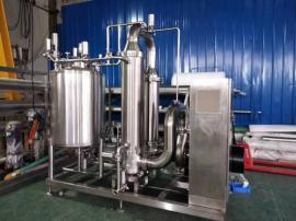 陶瓷膜分离设备应用于大豆肽发酵液澄清过滤