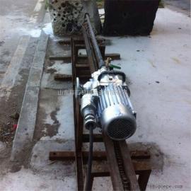 科工热卖KHYD75岩石电钻 地面岩石电钻 滑道岩石电钻