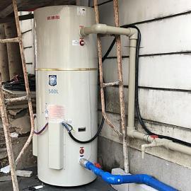 诺德朗500升电热水器工程单位热水器建筑工地专用热水器