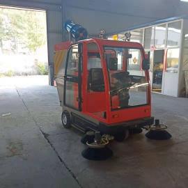 电动驾驶式扫地车清扫车物业小区工厂车间全封闭学校道路扫路车