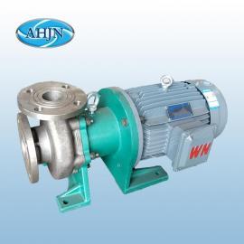 江南JMP50-32-125不锈钢磁力泵 高性能排污耐酸碱水泵