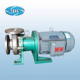 江南JMP50-32-160不�P�磁力��颖� 防爆污水耐腐水泵